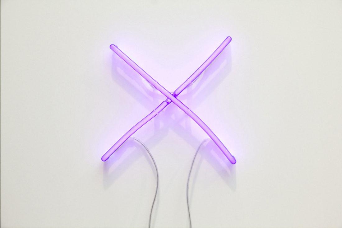 Grit Richter Neon Sculpture Art
