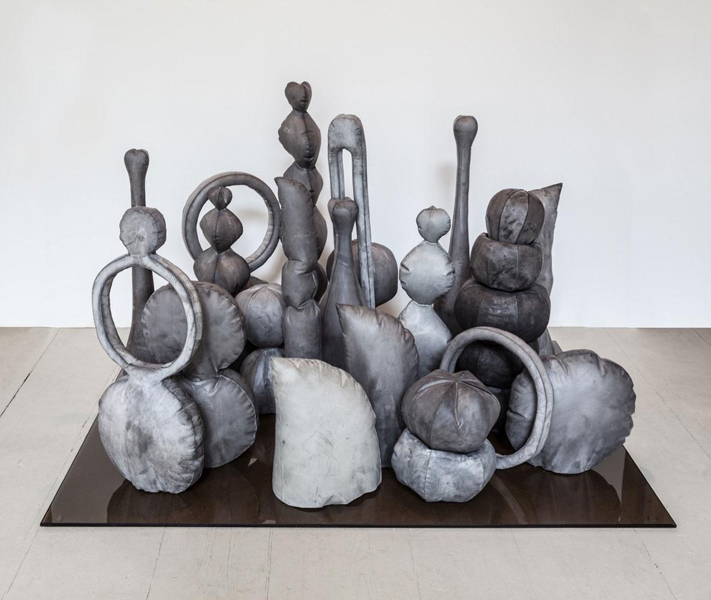 Grit Richter Sculpture Plaster Art