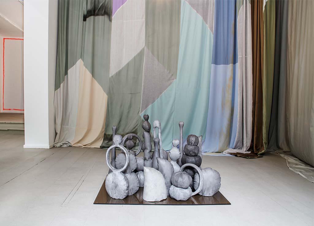 Grit Richter Installation Sculpture Art