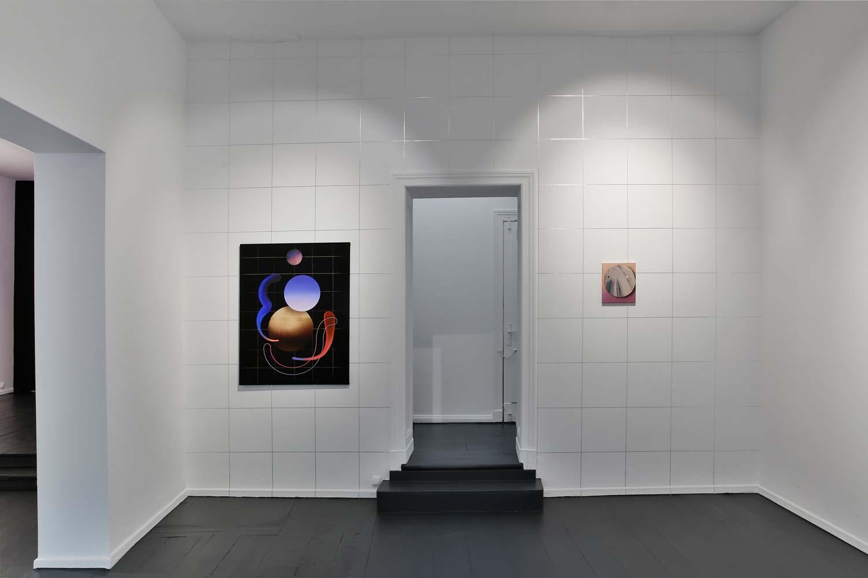 Grit Richter Installation View